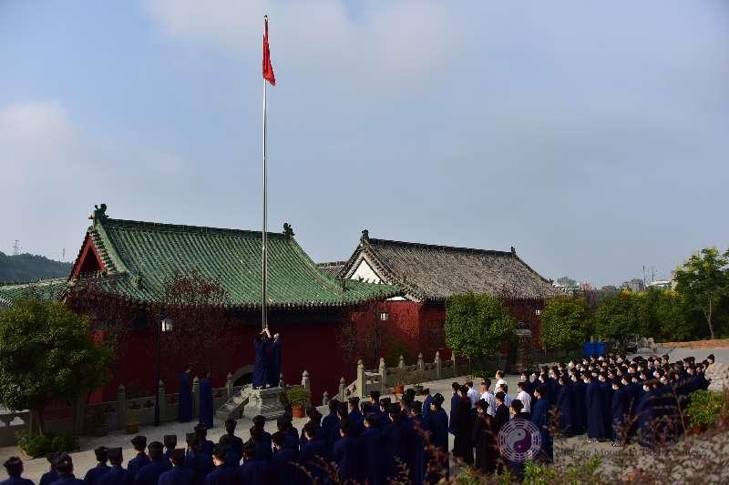 武当山道教学院举行2020级本科新生开学典礼