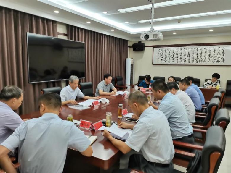 江苏省民宗委副主任缪文军赴泰州检查安全工作