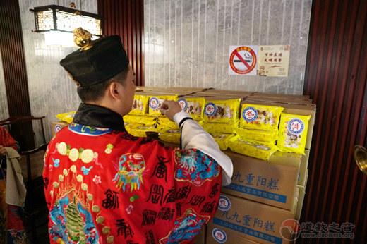 """上海城隍庙慈爱功德会""""齐同慈爱——重阳·尊老""""活动纪录"""