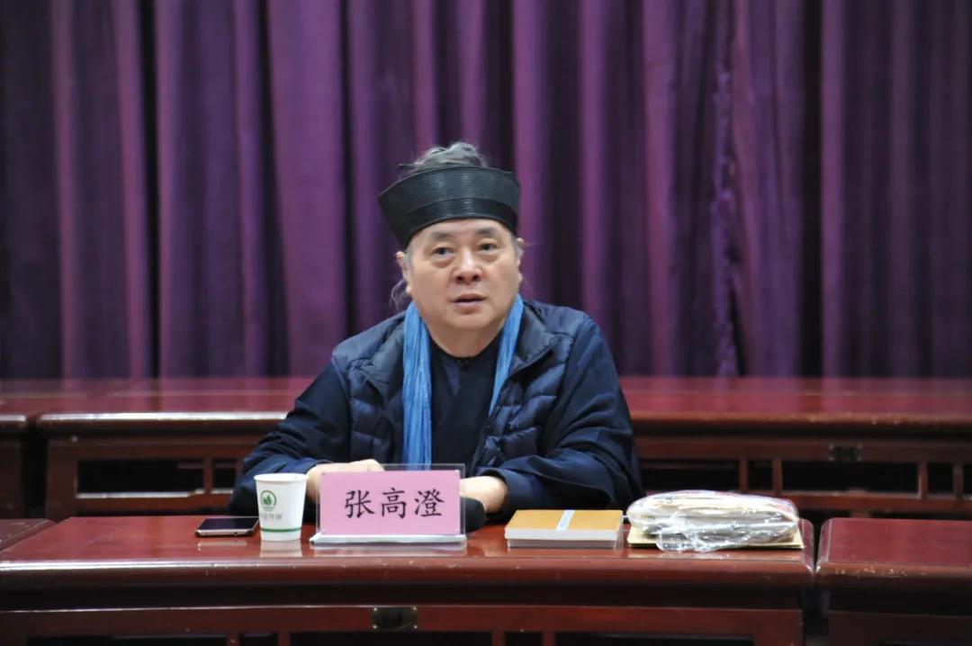 浙江省道教协会一行到武汉长春观调研