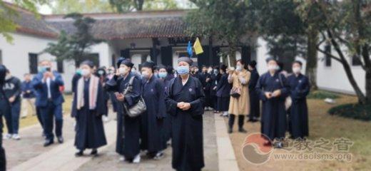 南岳坤道学院开展爱国主义教育实地教学之旅