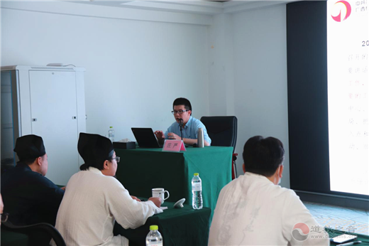 广西道教协会在邕举办《爱国主义教育与政策法规学习培训班》