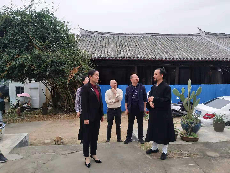 福建省民族宗教厅领导赴南平市调研民族宗教