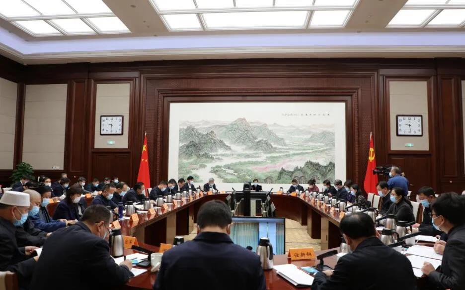 依法维护宗教界合法权益 切实提升北京市宗教工作法治化水平