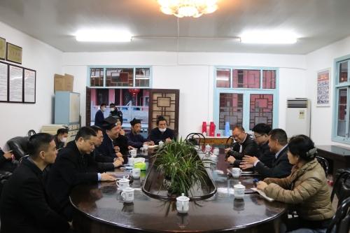 浙江省温州市副市长陈应许赴鹿城、瓯海调研宗教工作