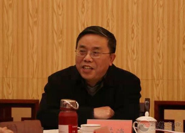 省民宗委二处处长侯芳海应邀参加,对省道协2020年的工作给予肯定。