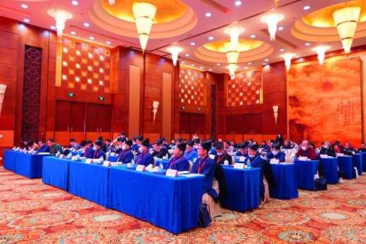 昆山市道教协会第四次代表会议召开