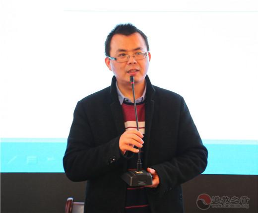 漳州市民宗局宗教科负责人李建政
