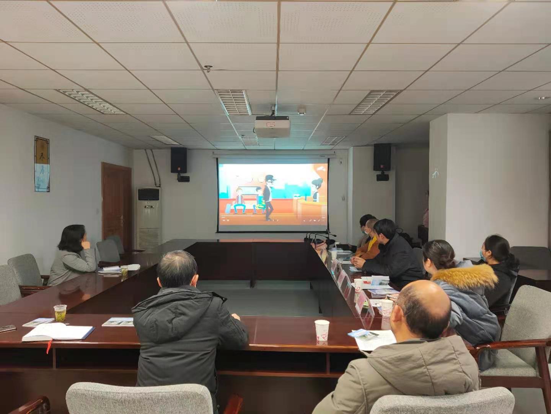 贵州省民宗委组织全省性宗教团体学习《反恐怖主义法》