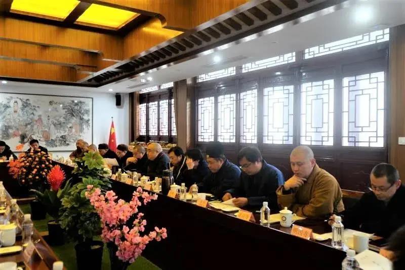 上海市青浦区召开春节期间宗教活动场所安全工作协调会