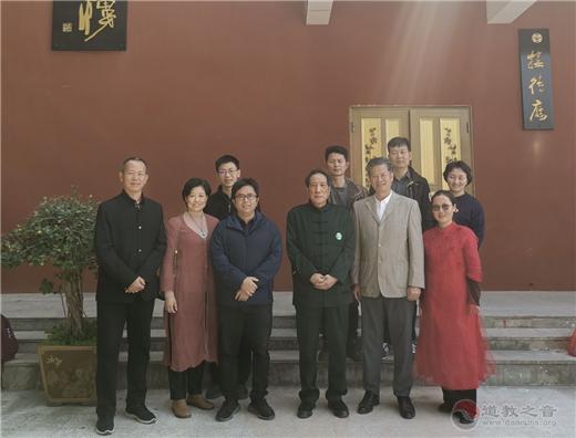 旅日侨界及黄檗文化代表团赴福建福清石竹山交流