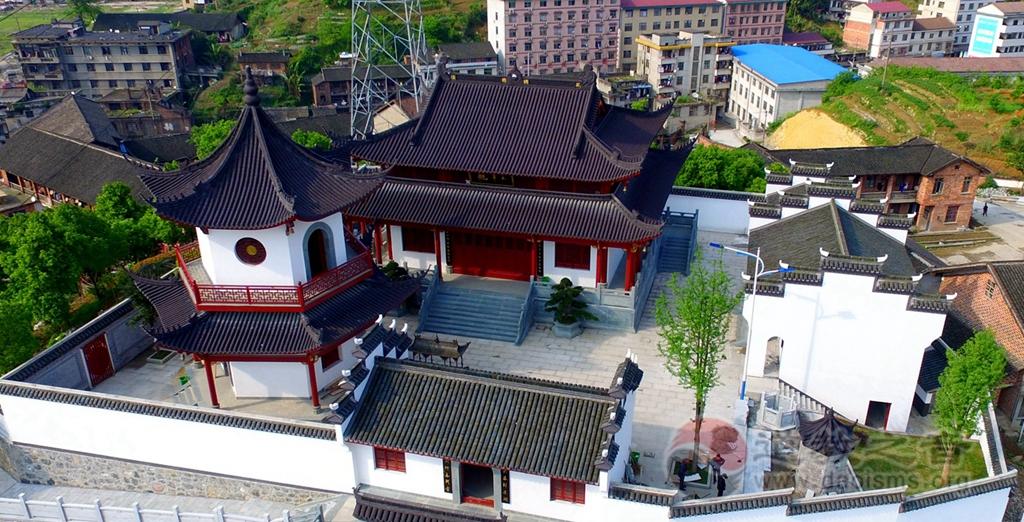 安化县梅城东华观