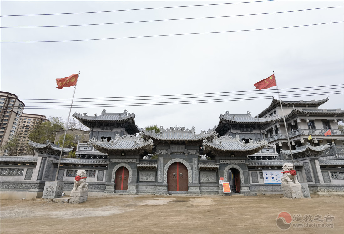辽宁省铁岭太阳宫(图集)