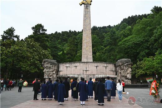 红军山烈士陵园