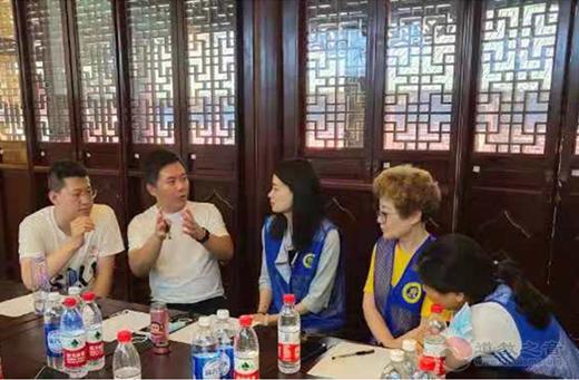 上海慈爱公益基金会开展志愿服务基本理念系列培训活动