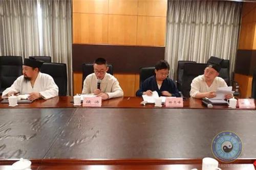 河北省道教协会举办第十二届玄门讲经交流培训班