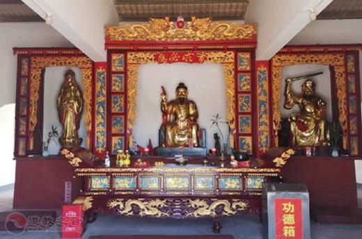 湘潭县法雷殿