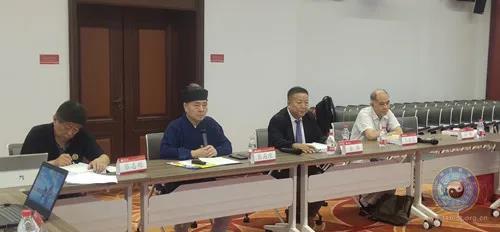 中国道教协会副会长张高澄道长出席东亚人文国际论坛开幕式