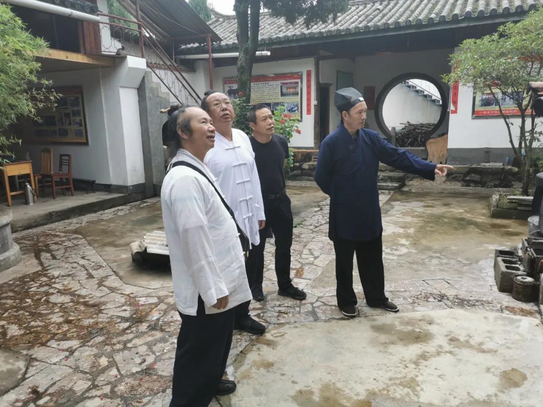 云南省道教协会赴大理州调研工作