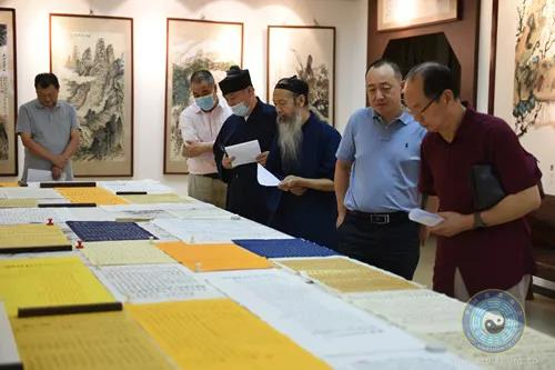 中国道教协会第十三届玄门讲经抄经作品评审会在京举行