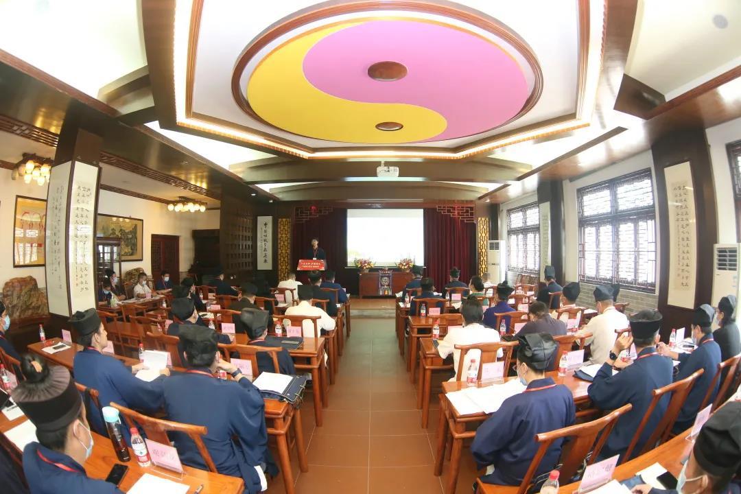 广东省道教协会举办第六届玄门讲经活动