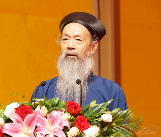 北京白云观方丈和监院升座典礼举行