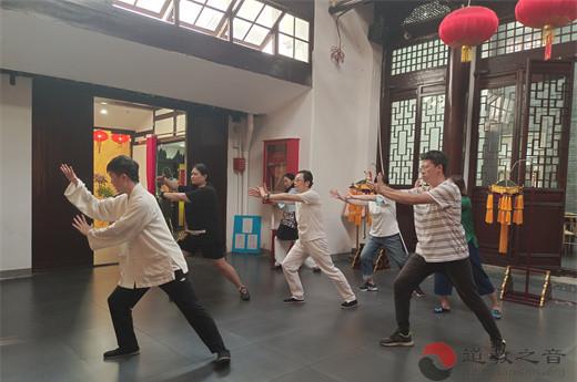 """上海慈爱公益基金会举办首期""""慈爱国学乐雅集""""活动"""