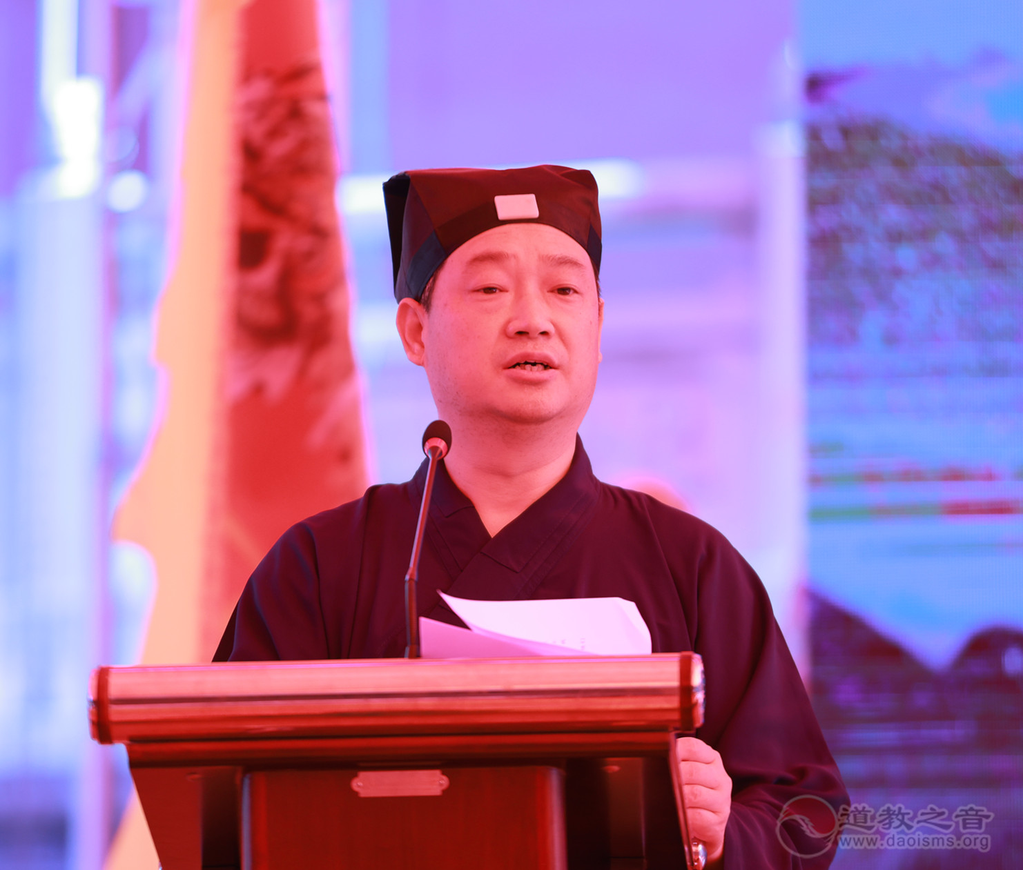 《灵宝教典》新书首发仪式在灵宝祖庭閤皂山举行