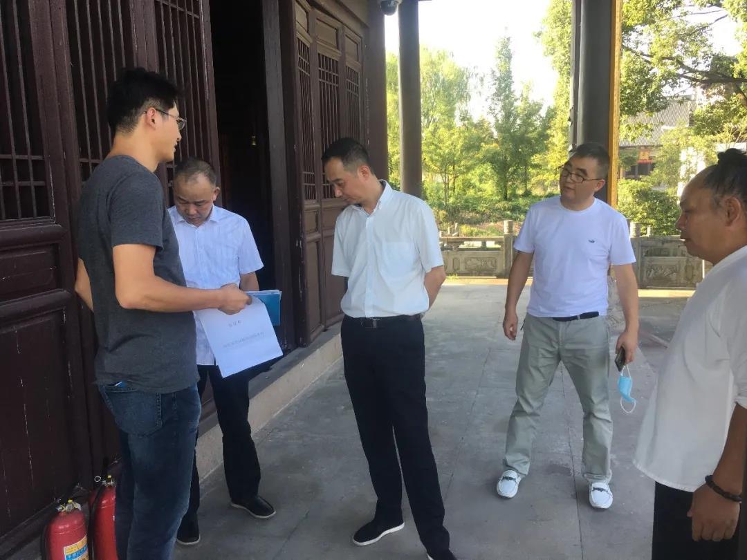 浙江省绍兴市全面开展宗教领域节前安全大检