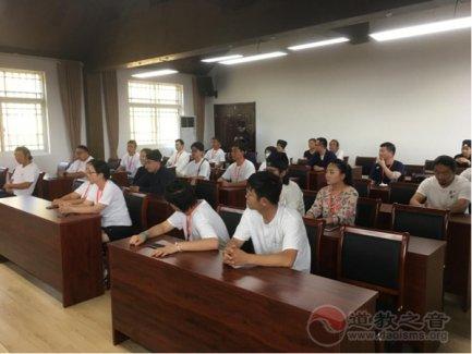 镇江市润州道院首期传度弟子培训班圆满举行
