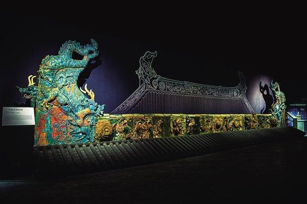 观妙入真——永乐宫保护与传承特展多角度展现永乐宫魅力