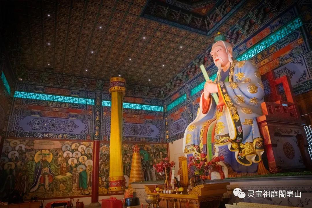 活动预告:江西省樟树市第52届全国药交会活动祭祖典礼将在閤皂山举行
