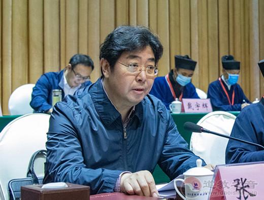 河南省道教协会第六次全省代表会议在郑州召开